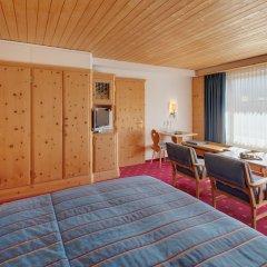 Отель Morosani Posthotel Швейцария, Давос - отзывы, цены и фото номеров - забронировать отель Morosani Posthotel онлайн удобства в номере