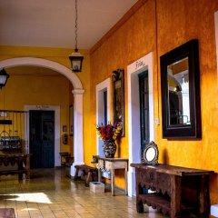 Отель Casona Tlaquepaque Temazcal y Spa интерьер отеля фото 2