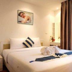 Отель iCheck inn Residences Patong 3* Стандартный номер разные типы кроватей фото 6