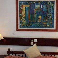 Mamas Coral Beach Hotel & Restaurant 3* Стандартный номер с двуспальной кроватью фото 4