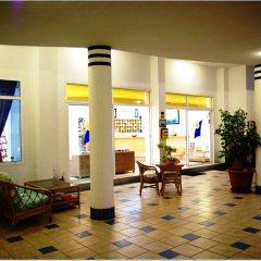 Отель Garden And Spa Boutique Lodging Морро Жабле интерьер отеля