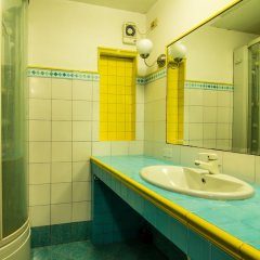 Отель Welc-oM Filippo Fiera Италия, Падуя - отзывы, цены и фото номеров - забронировать отель Welc-oM Filippo Fiera онлайн ванная фото 2