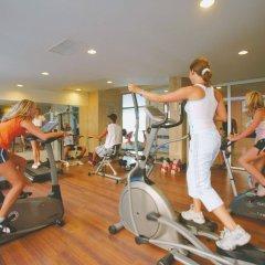 Отель Terrace Beach Resort фитнесс-зал