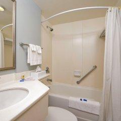 Отель Midtown Convention Center Hotel США, Нью-Йорк - отзывы, цены и фото номеров - забронировать отель Midtown Convention Center Hotel онлайн ванная