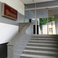 Гостиница Уланская парковка