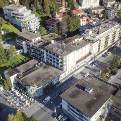 Отель Europe Швейцария, Давос - отзывы, цены и фото номеров - забронировать отель Europe онлайн фото 2