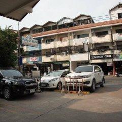 Отель Opey De Place парковка