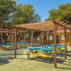 Отель Iberostar Club Cala Barca детские мероприятия