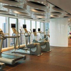Отель Four Points by Sheraton Sheikh Zayed Road, Dubai фитнесс-зал фото 2