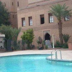 Отель Club Hanane Марокко, Уарзазат - отзывы, цены и фото номеров - забронировать отель Club Hanane онлайн бассейн фото 2