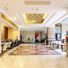 Gehao Holiday Hotel интерьер отеля