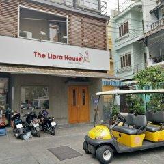 Отель Urban House Saigon Masion 2 городской автобус
