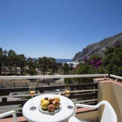 Отель Adonis Греция, Остров Санторини - отзывы, цены и фото номеров - забронировать отель Adonis онлайн балкон