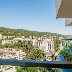 INTERNATIONAL Hotel Casino & Tower Suites балкон