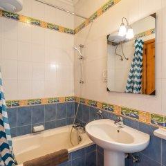 Отель Morina Penthouse Мальта, Сан Джулианс - отзывы, цены и фото номеров - забронировать отель Morina Penthouse онлайн ванная