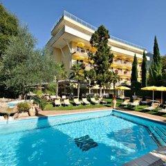 Hotel Westend Меран бассейн