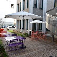 Отель Montempô Apparthôtel Lyon Sud Франция, Лион - 1 отзыв об отеле, цены и фото номеров - забронировать отель Montempô Apparthôtel Lyon Sud онлайн фото 2