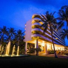 Отель Hilton Phuket Arcadia Resort and Spa Пхукет вид на фасад