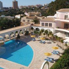 Отель Clube VilaRosa бассейн
