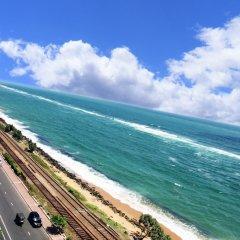 Отель Mirage Hotel Colombo Шри-Ланка, Коломбо - отзывы, цены и фото номеров - забронировать отель Mirage Hotel Colombo онлайн пляж фото 2