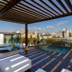 Отель Valencia Luxury Attic La Paz Испания, Валенсия - отзывы, цены и фото номеров - забронировать отель Valencia Luxury Attic La Paz онлайн бассейн