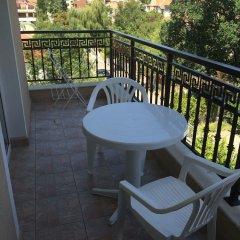Отель Апарт-Отель Horizont Болгария, Солнечный берег - отзывы, цены и фото номеров - забронировать отель Апарт-Отель Horizont онлайн балкон фото 3