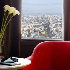 Отель Pullman Paris Montparnasse бассейн