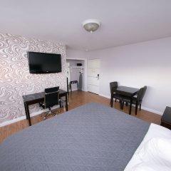 Отель Staples Center Inn Лос-Анджелес удобства в номере фото 2