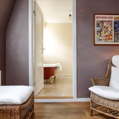 Отель Villa Provence Дания, Орхус - отзывы, цены и фото номеров - забронировать отель Villa Provence онлайн комната для гостей фото 3