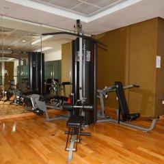 Отель VacationBAY-DIFC-Liberty House Дубай фитнесс-зал