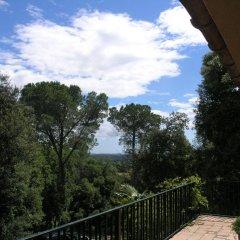 Отель Mas Caterina балкон