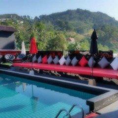Отель Sharaya Residence Patong бассейн фото 2