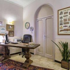 Отель Badia Fiorentina комната для гостей фото 5