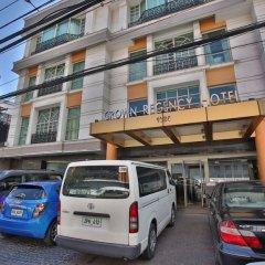 Отель Makati Crown Regency Hotel Филиппины, Макати - отзывы, цены и фото номеров - забронировать отель Makati Crown Regency Hotel онлайн парковка