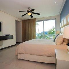 Отель Downtown Apartment Oasis 12 Мексика, Плая-дель-Кармен - отзывы, цены и фото номеров - забронировать отель Downtown Apartment Oasis 12 онлайн комната для гостей фото 3