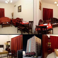 Al Reem Hotel Apartments питание