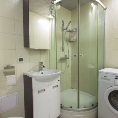 Гостиница Апартамент Выборг в Выборге 2 отзыва об отеле, цены и фото номеров - забронировать гостиницу Апартамент Выборг онлайн ванная фото 2