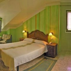Отель Posada La Anjana комната для гостей фото 4