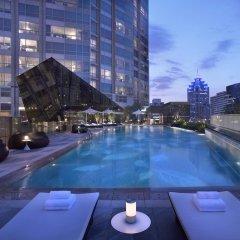 Отель Grand Hyatt Shenzhen Китай, Шэньчжэнь - отзывы, цены и фото номеров - забронировать отель Grand Hyatt Shenzhen онлайн бассейн