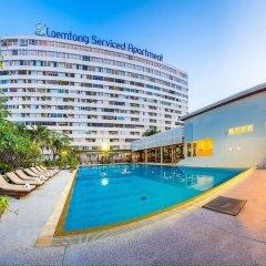 Апартаменты Laemtong Service Apartment бассейн фото 2