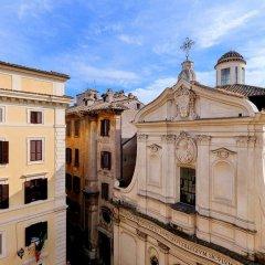 Апартаменты Farnese Elegant Apartment балкон