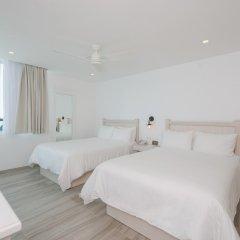 Отель Oleo Cancun Playa All Inclusive Boutique Resort комната для гостей