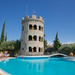 Отель Geranion Village бассейн фото 2
