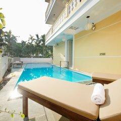 Отель Nova Villa Hoi An Вьетнам, Хойан - отзывы, цены и фото номеров - забронировать отель Nova Villa Hoi An онлайн бассейн