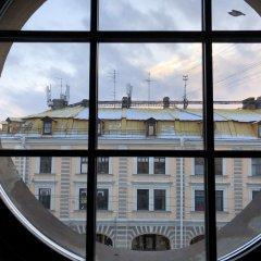 Гостиница Ломоносов Санкт-Петербург балкон