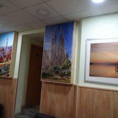 Отель Hostal Mont Thabor интерьер отеля фото 2