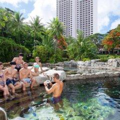 Отель Pacific Islands Club Guam бассейн