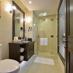 Paradise Suites Hotel ванная