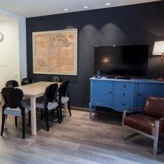 Апартаменты Angla Boutique Apartments Consell de Cent интерьер отеля