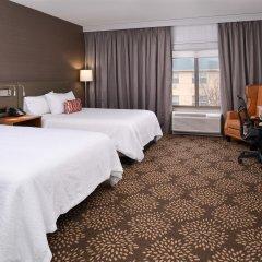 Отель Hilton Garden Inn Columbus/Polaris США, Колумбус - отзывы, цены и фото номеров - забронировать отель Hilton Garden Inn Columbus/Polaris онлайн комната для гостей фото 2
